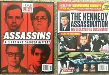 TIME LIFE Assassins Special & The Kennedy Assassination declassified documents