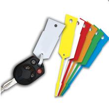 Self Lock Arrow Key Tags Econo Plastic Key Tags 1000 Tags Per Pack Tough