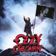 Scream by Ozzy Osbourne (John Michael Osbourne) (CD, Jun-2010, Epic)