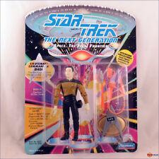 Star Trek The Next Generation Lieutenant Commander Data - worn package