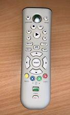 Oficial Genuino Microsoft Xbox 360 Blanco Control Remoto Universal