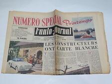 Documentación automóvil - L'Auto Journal : 1er Abril 1954