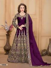 Wedding anarkali suit paskitani bollywood ethnic indian salwar kameez designer