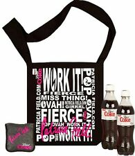 DIET COKE COCA COLA PATRICIA FIELD SHOPPING BAG BRAND NEW WITH TAG
