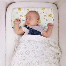 Orthopädisches Babykissen gegen Verformung Plattkopf Baby +Lätzchen Geschenk