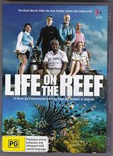 Life On The Reef - DVD (ABC Region 4)