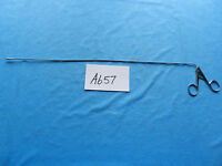 Karl Storz ENT Bronchial Esophageal 10370JL55 Pointed Grasping Forceps