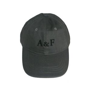 Abercrombie & Fitch Baseball Cap Grey