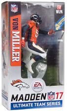 Von Miller Denver Broncos McFarlane Madden NFL 17 Ultimate Team Series 2 Figure