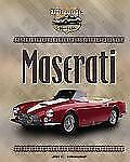 Maserati (Ultimate Cars Set 2)-ExLibrary