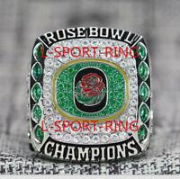 2020 Rose Bowl Oregon Ducks NCAA National Football Championship Ring 8-14Size
