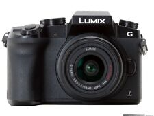 Panasonic DMC-G7KK Digital Single Lens Mirrorless Camera 14-42 mm Lens Kit, 4K