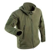 Mens Outdoor Waterproof Jacket Tactical Winter Coat Soft Shell Military Jackets