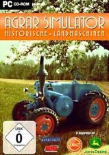PC DVD PC Spiel Neu OVP UIG Agrar Simulator: Historische Landmaschinen