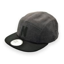 NEW ERA N LOGO FASHION ADJUSTABLE STRAPBACK CAP