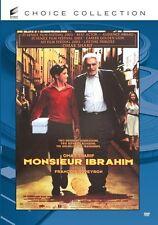 MONSIEUR IBRAHIM (Omar Sharif)- Region Free DVD - Sealed