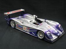 Spark Veloqx Audi R8 2004 #8 Biela / McNish / Kaffer 24h Le Mans (MCC)