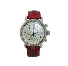 Michele CSX Chronograph Diamond Dial MW03C01A1025