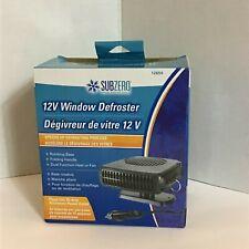 New listing SubZero 12V Window Defroster