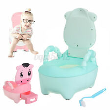 Portable Baby Girl Toilet Trainer Toddler Kids Potty Training Toilet Seat Chair
