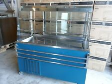 More details for moffat grab & go multideck canteen counter display fridge 1500mm £625 + vat