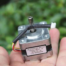 35mm 18 Deg Nema14 2 Phase 4 Wire Stepper Motor 5mm Shaft 3d Printer Cnc Robot