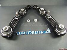Mercedes BENZ SET OF 2 FRONT LOWER BOTTOM CONTROL ARM LEMFORDER OEM Quality