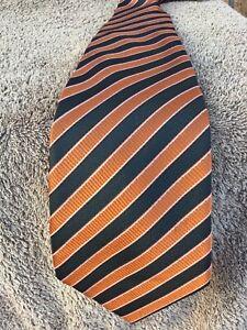 Giorgio Armani Silk Tie Made In Italy