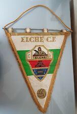 GRAN BANDERIN ELCHE C.F.  AÑOS 70' 44X34cm