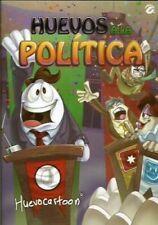 HUEVOS A LA POLITICA (HUEVOCARTOOC) DVD
