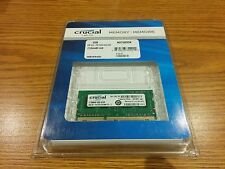 CRUCIAL 2GB 204 - PIN DDR3 SODIMM (Notebook, laptop Memory) CT25664BF160B
