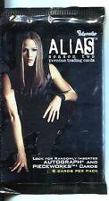 Alias Season 2 Factory Sealed Hobby Packet / Pack