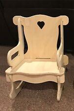 Toddler, Child, Children's Puzzle Rocking Chair