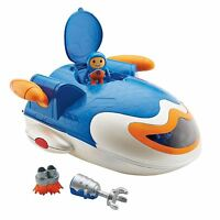 Go Jetters Jet Pad Headquarters Playset Toy (New Batteries Provided)