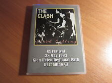 The Clash - Live In US Festival 1983 DVD