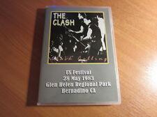 The Clash - Live In US Festival 1983 DVD
