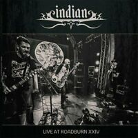 INDIAN - LIVE AT ROADBURN 2014 (LP+CD)