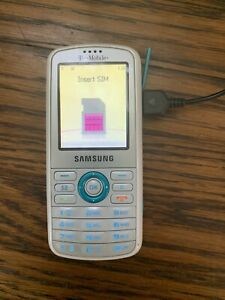 Samsung Gravity SGH-T459 - Aqua (T-Mobile) Cellular Phone