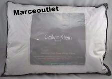 Calvin Klein Diamond Grid Feather & Down Wrap Extra Firm King Pillows