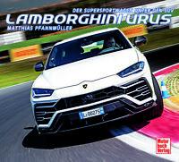 Lamborghini Urus SUV (Cheetah LM001 LM002 LM003 LMA Prototypen) Buch book Lambo