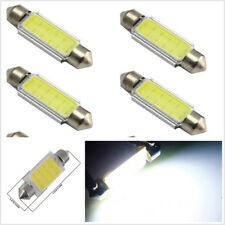 10Pcs COB 12SMD 42mm C5W LED Lamp Auto Reading Lamps No Error Messages Warning