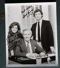 1984-85 ABC TV Show Glitter Cast signed/autographed photo-Hill-Brittany & Birney
