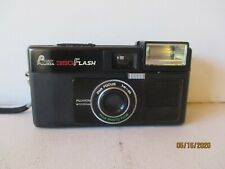 FUJICA POCKET 350 FLASH 110MM  CAMERA IN CASE - BELIEVE NEW - FREE SHIPPING