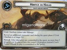 Lord of the Rings LCG - #049 Hunted in Harad-race across Harad