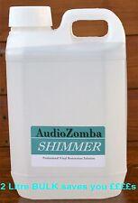 Shimmer 2l LITRI BULK valore KNOSTI Moth Vinile Record pulizia detergente spray