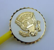U.S. VICE PRESIDENTIAL SERVICE BADGE PIN BADGE OF THE UNIFORM SERVICES-396