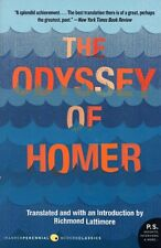 The Odyssey of Homer (Paperback), Lattimore, Richmond, 9780061244186
