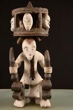 7130 Afrikanishe Igbo Ikenga Figur Nigeria Afrika