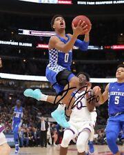 Quade Green Kentucky Wildcats Basketball Signed 8X10 Photo Rp Big Blue Nation