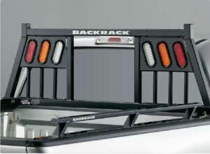 Backrack 148TL Three Light Headache Rack Frame For 19-20 GMC Sierra 3500 HD NEW